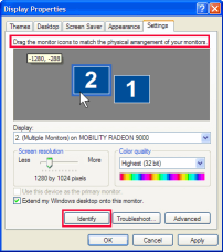 Click to view Display Changer 4.3.2 screenshot